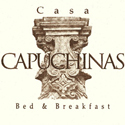 Stay at Casa Capuchinas Bed and Breakfast is a Spanish style home built in the h