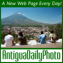 AntiguaDailyPhoto - a new webpage everyday