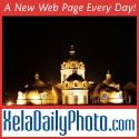 XelaDailyPhoto - a new webpage everyday