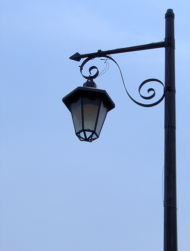 Antigua's street lighting