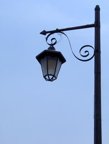 Antigua's street lighting