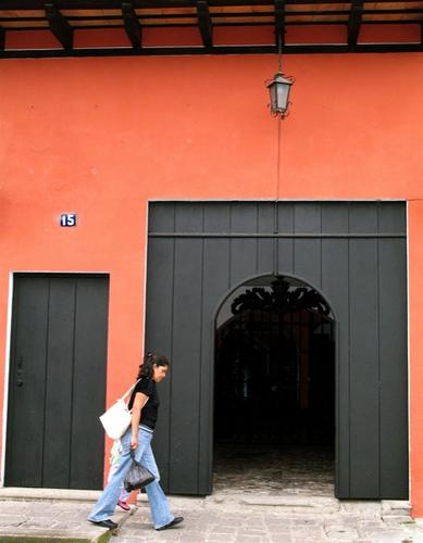 Doorway #15 on Calle de las Campanas