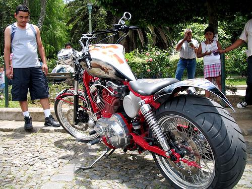 Guatemalan chopper