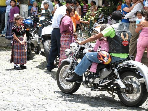 Guatemalan choppers