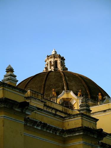 La Merced dome