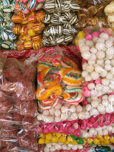 Guatemalan candies