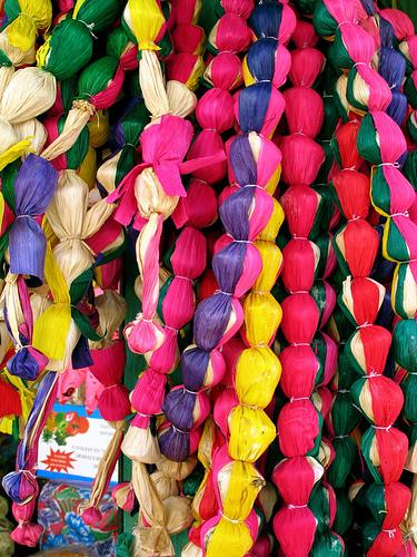 Guatemalan artisan candies