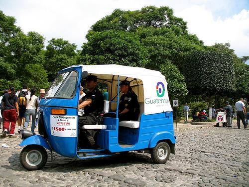 Tuk Tuk Police