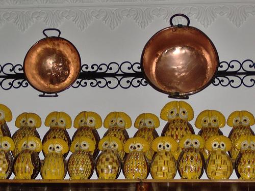 Antigua's Owl banks