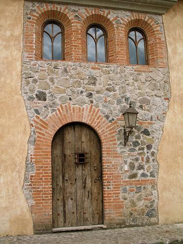3 and 1 door & windows