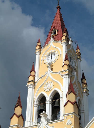 San Felipe Church Tower