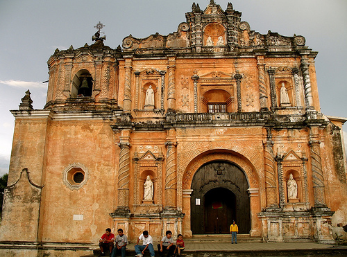 San Pedro las Huetas Church