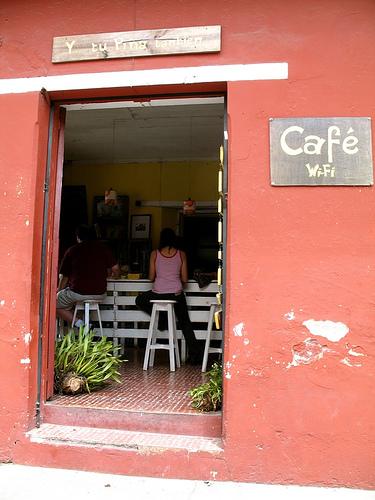 Café Y tu piña también