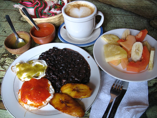 Guatemalan Cuisine: Typical Guatemalan Breakfast