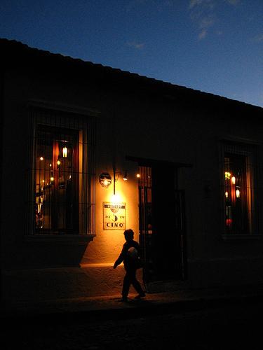 Bistrot Cinq in La Antigua Guatemala
