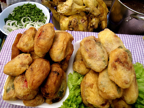 Chiles Rellenos Traditional Guatemalan Christmas Food