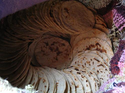 Guatemalan Tortilla Basket