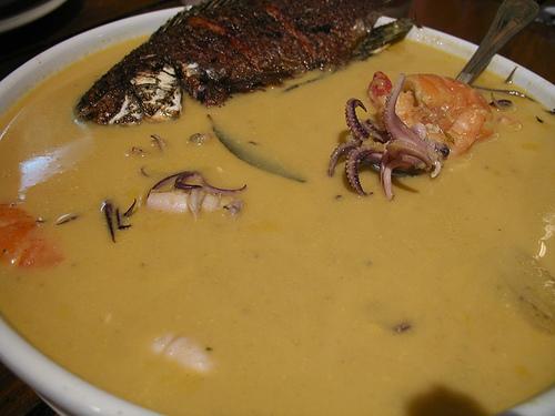 Guatemalan Cuisine: Tapado