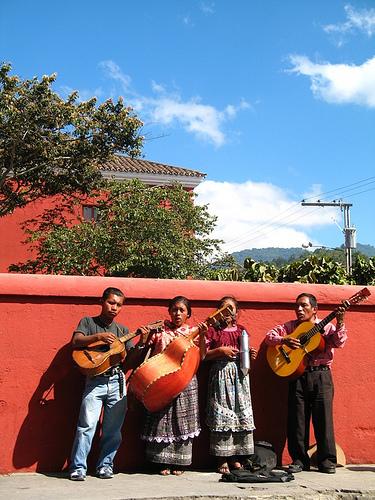 Guatemalan Indigenous Singers