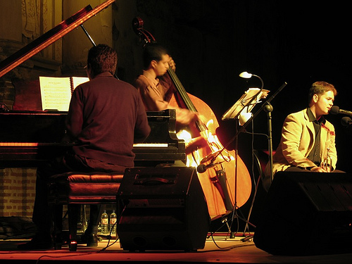 Jordi Albert Projet in the Jazz Festival in Antigua