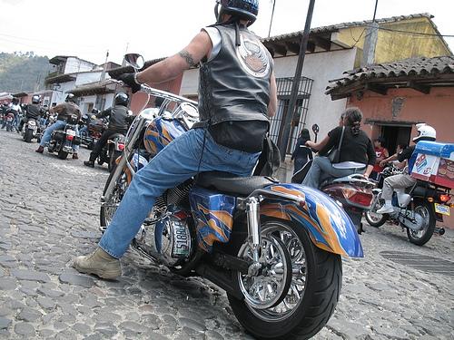 Harley-Davidson Encuentro Centroamericano en Guatemala 2008 - 5
