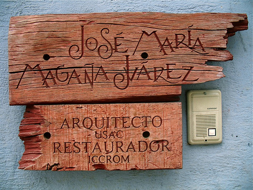 José María Magaña Juárez Sign