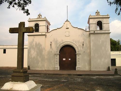 Church of San Bartolo, La Antigua Guatemala