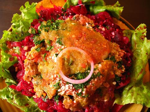 Guatemalan Cuisine: La Enchilada