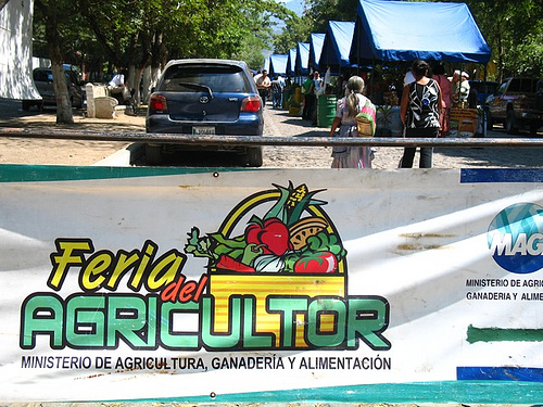 Feria del Agricultor en La Antigua Guatemala