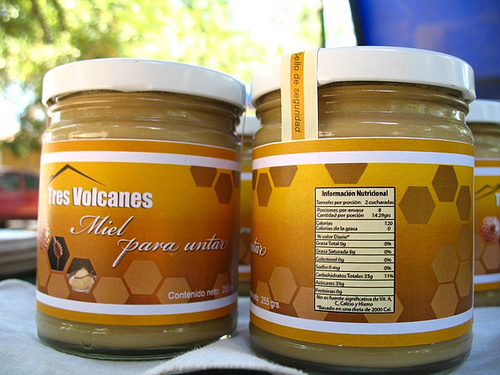 Tres Volcanes Honey Spread Project