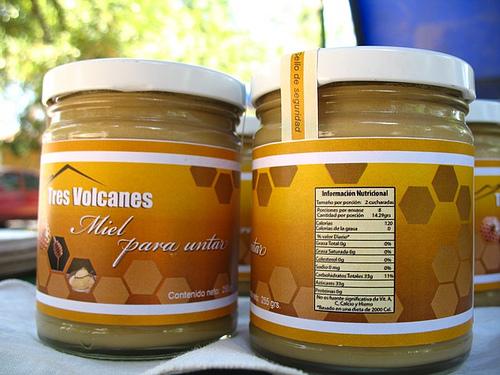 Tres Volcanes Honey Spread Project