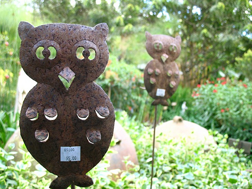 Luck, Prosperity and Abundance Owls