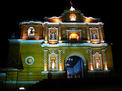 New Facelift and Restoration to San Pedro Apostol, San Juan Bautista Church by Rudy Girón