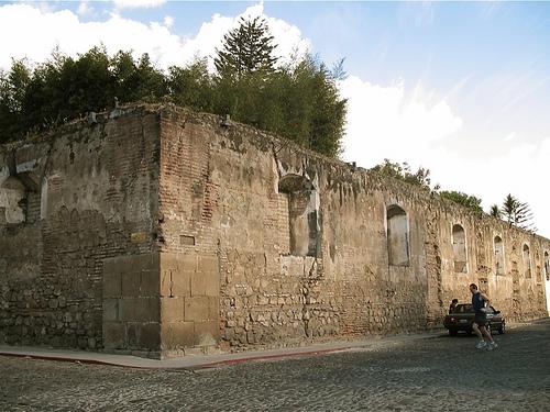 San Juan de Dios Colonial Hospital Ruins