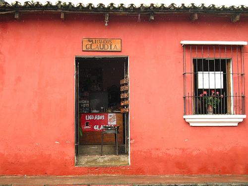 Licuados Claudia in La Antigua Guatemala