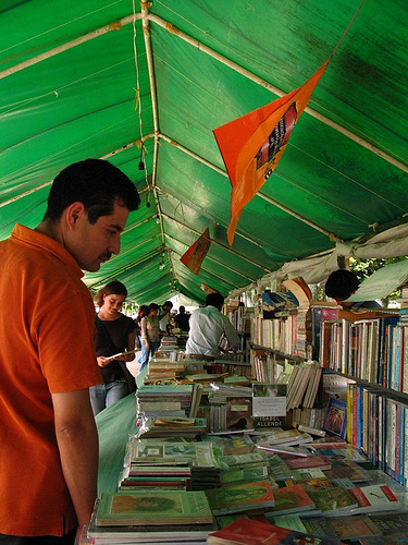 Book Fair for Saint James Celebrations