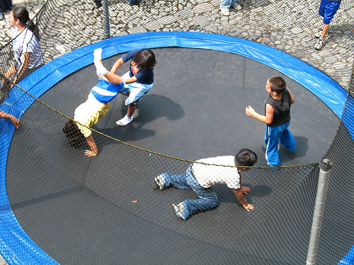 Jumping Kids Show