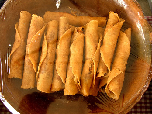 Guatemalan Cuisine: Tacos