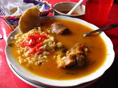 Guatemalan Cuisine: Amarillo