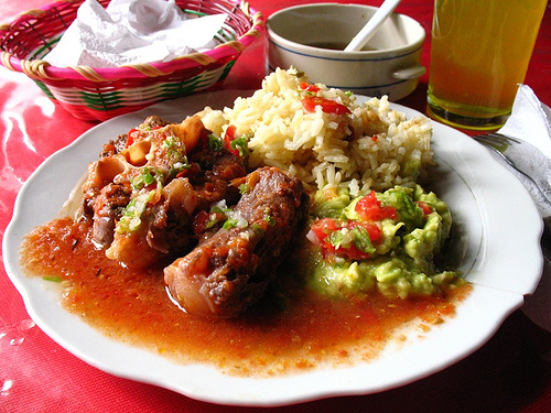 Guatemalan Cuisine: Rabo Guisado