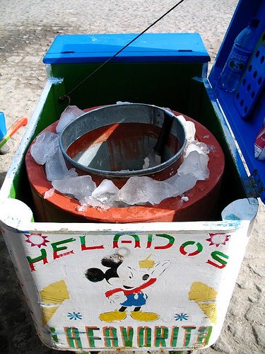 Inside Look at a Guatemalan Ice Cream Cart 1