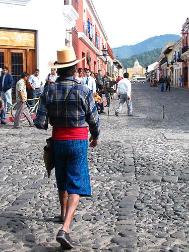 Indigenous Guatemalan Pants