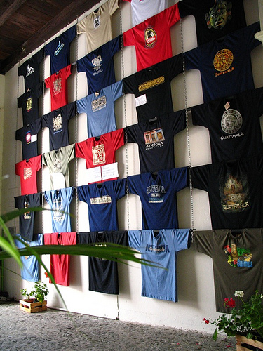 Guatemalan T-Shirts for Sale