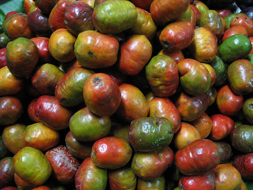 Jocotes or Red Mombin and Hog Plum