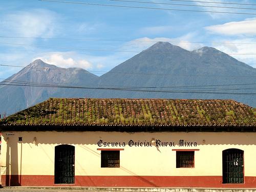 Escuela Oficial Rural Mixta