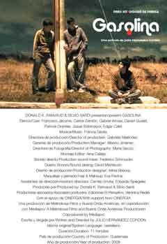 Gasolina, a New Film by Julio Hernández Cordón