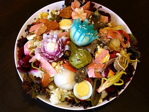 Guatemalan Cuisine: Fiambre