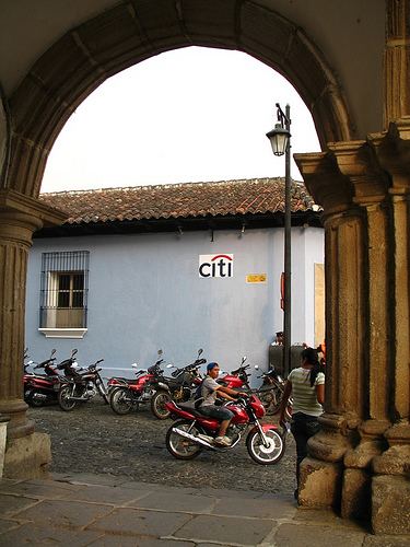 Citibank Now In Antigua Guatemala