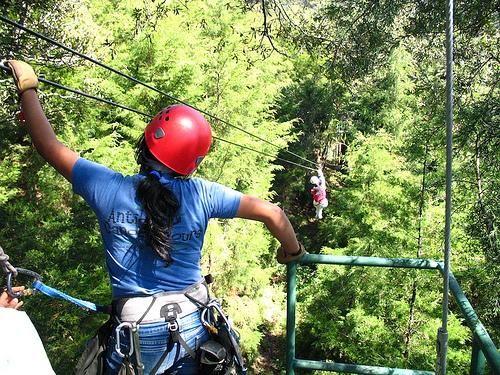 Canopy Zip Lines Tours: Safe Double Lines