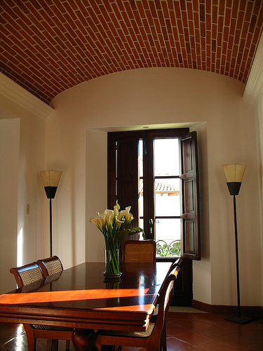 Casa Antigüeña: The Dining Room